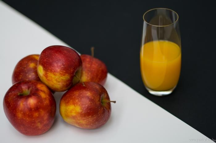 Egyetek gyümölcsöt, és ne igyatok facsart gyümölcslevet!