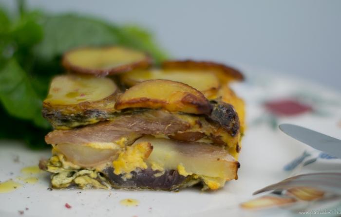 Szereted a rakott krumplit? Edd lelkiismeretfurdalás nélkül, dupla csavarral!
